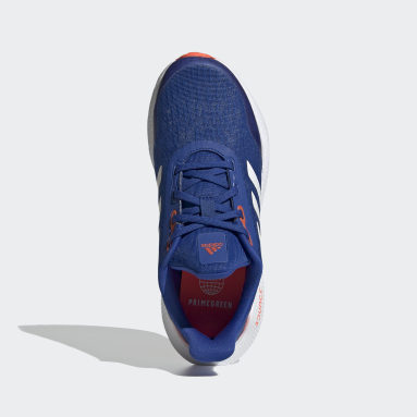 Kids Running Blue EQ21 Run Shoes