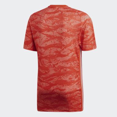 Camiseta de Arquero AdiPro 19 Rojo Hombre Fútbol