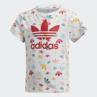 Kids 4-8 Years Originals White T-Shirt