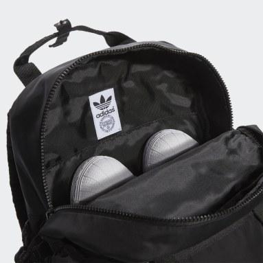 Originals Black Middie Backpack