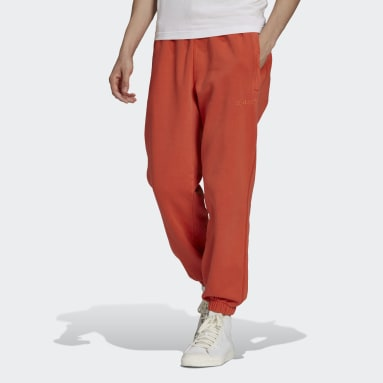 Pantalon Dyed Orange Hommes Originals