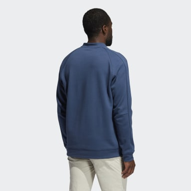Sweat-shirt Go-To Crewneck Bleu Hommes Golf