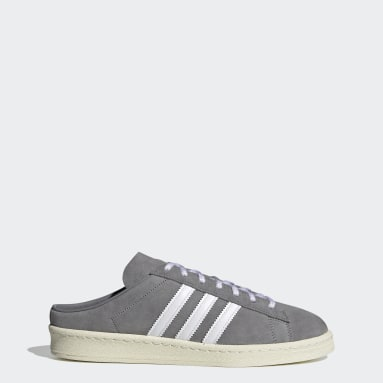 Mule Campus 80s Grigio Originals
