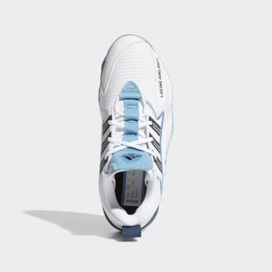 ผู้ชาย บาสเกตบอล สีขาว รองเท้า Crazy BYW 2.0