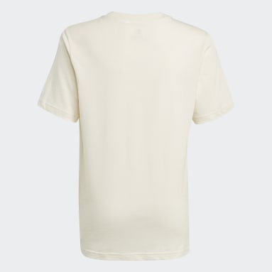 белый Футболка Graphic Non-Dye