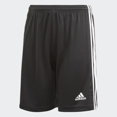 Youth Soccer Black Squadra 21 Shorts
