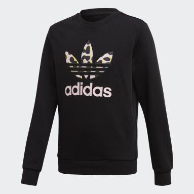 Youth Originals Black LZ Crew Sweatshirt