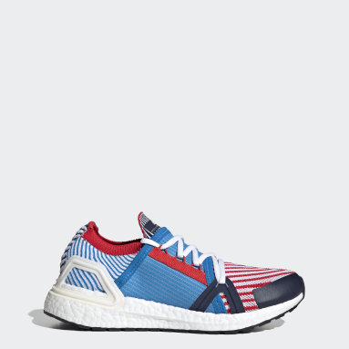Dames adidas by Stella McCartney Blauw adidas by Stella McCartney Ultraboost 20 Schoenen