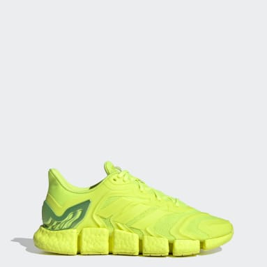 Running Yellow Climacool Vento HEAT.RDY Shoes