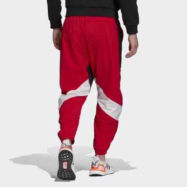Pants O Shape Rojo Hombre Sportswear