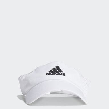 Field Hockey White AEROREADY Visor
