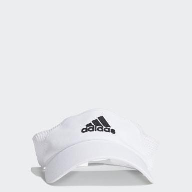 Training Beyaz AEROREADY Vizör Şapka