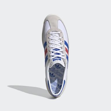 Chaussure SL 72 blanc Originals