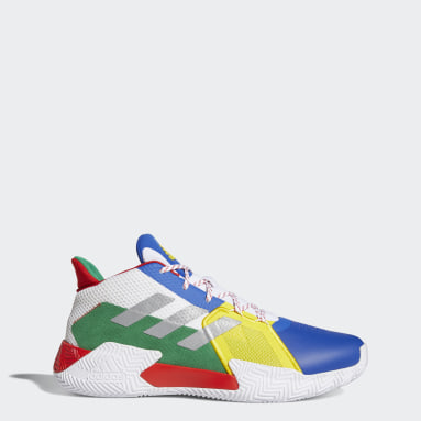 Tenis Court Vision 2.0 Blanco Basketball