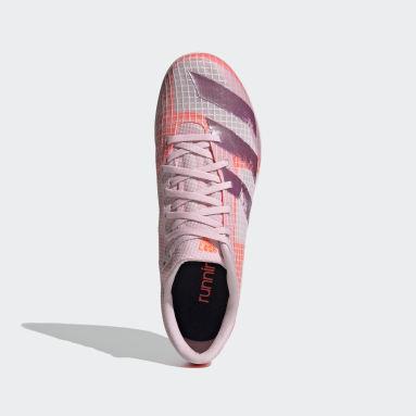 Frauen Leichtathletik Distancestar Spike-Schuh Rosa
