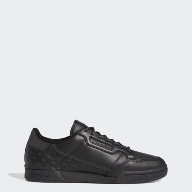 Scarpe Pharrell Williams Continental 80 Nero Originals