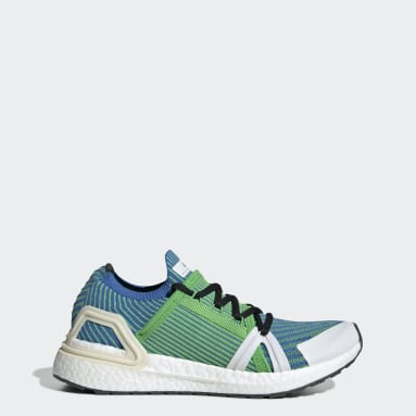 Women's adidas by Stella McCartney Green Ultraboost 20 S Shoes