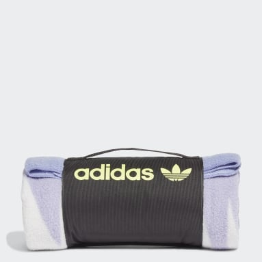фиолетовый Плед adidas Adventure