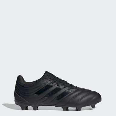 Soccer Black Copa 20.3 Firm Ground Cleats