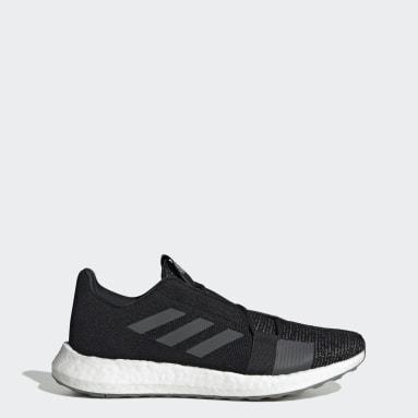 Men's Running Black Senseboost GO Shoes