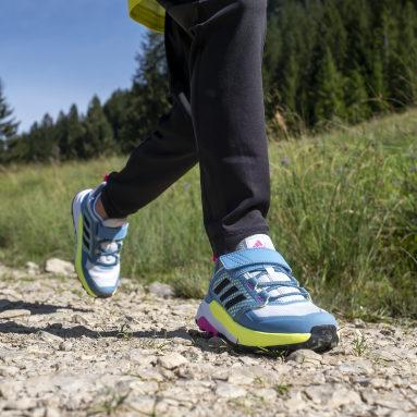 Děti TERREX bílá Boty Terrex Trailmaker Hiking