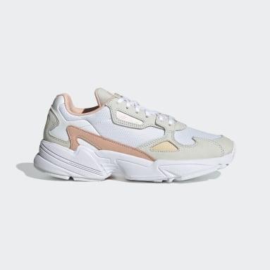 Frauen Originals Falcon Schuh Weiß