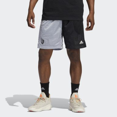 Men Basketball Grey Dame IMA Visionary Shorts