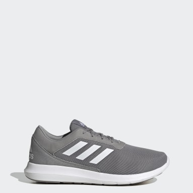 Men's Running Grey Coreracer Shoes