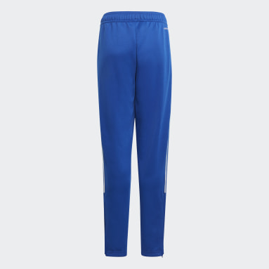 Youth Soccer Blue Tiro Fading Pants