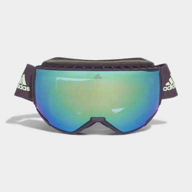 Wintersport Skibrille SP0039 Blau