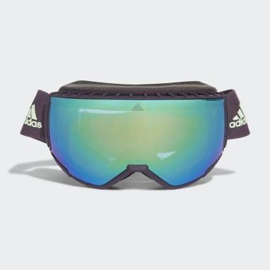 Winter Sports Blue Snow Goggles SP0039
