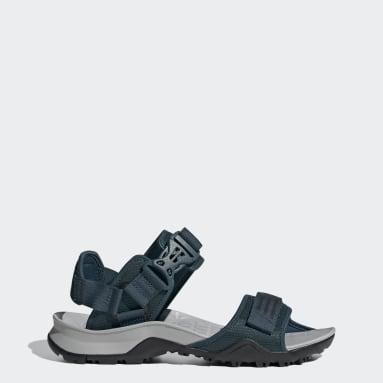 TERREX Turquoise Terrex Cyprex Ultra II DLX Sandals