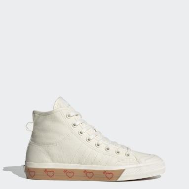 Originals Human Made Nizza Hi Schuh Weiß