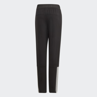Pantalon ID Noir Filles Fitness Et Training