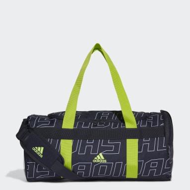 Gym & Training Blue 4ATHLTS Duffel Bag Small