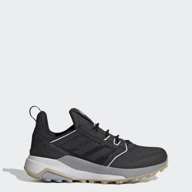 Women TERREX Black Terrex Trailmaker Hiking Shoes
