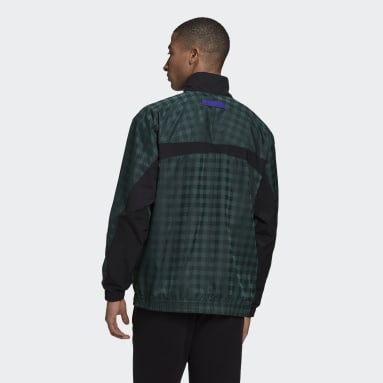Men Originals Green R.Y.V. Track Top