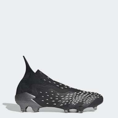 Chaussure Predator Freak+ Terrain souple noir Soccer