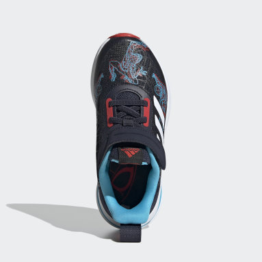 Kids Running Blue Marvel Spider-Man FortaRun Shoes