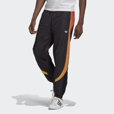 Men Originals Black SPRT Supersport Woven Track Pants