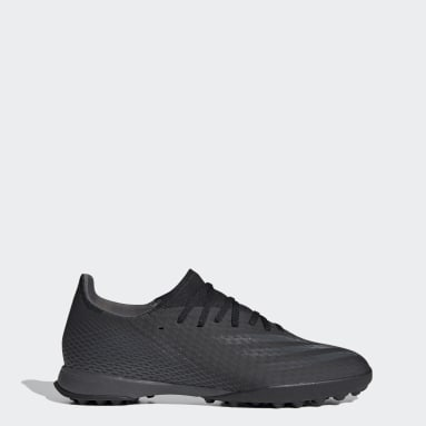 Soccer Black X Ghosted.3 Turf Soccer Shoes