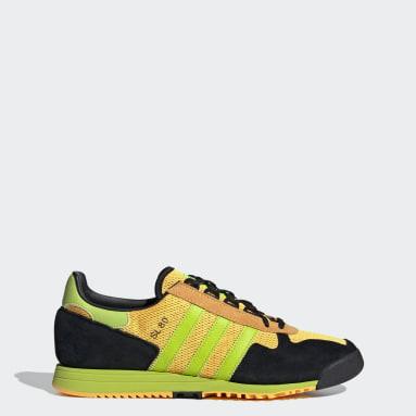 Sapatos SL 80 Dourado Mulher Originals