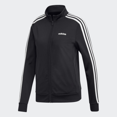 Women's Training Black Essentials Tricot Track Jacket