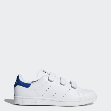 Stan Smith Sko Hvit