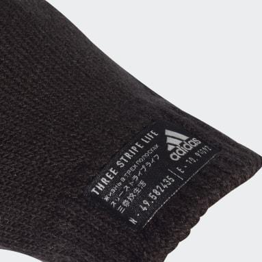Løb Sort Performance handsker