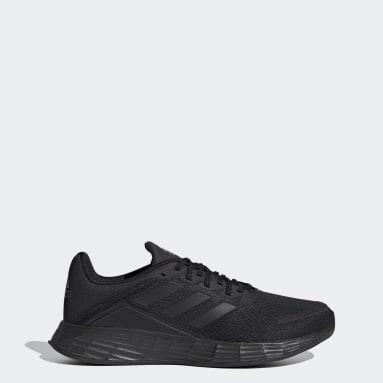 ผู้ชาย วิ่ง สีดำ รองเท้า Duramo SL