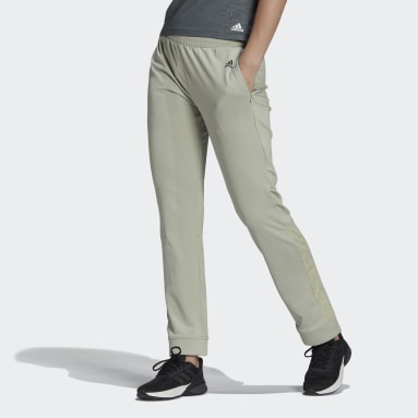 Women's Essentials Green adidas x Zoe Saldana AEROREADY Track Pants