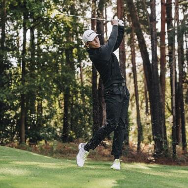 ZG21 Wide Golfsko Hvit