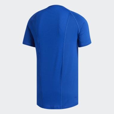 Männer Fitness & Training ASK SPR SS FTD Blau