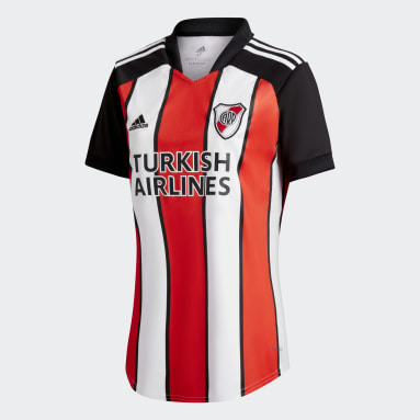 Camiseta Tercer Uniforme River Plate 20/21 Negro Mujer Fútbol